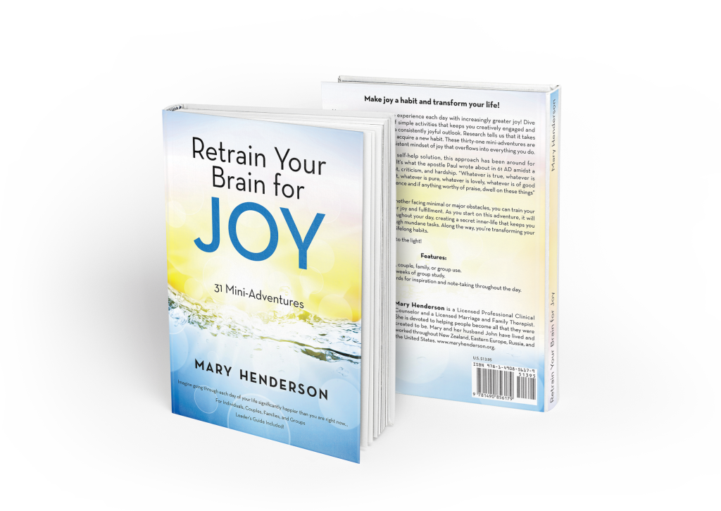 Order Retrain Your Brain for Joy Today!